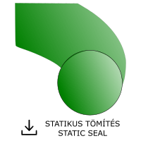 O 20 X 3 FPM70 GREEN